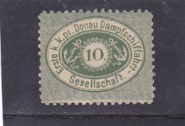 ERSTE K.K.PR. DONAU-DAMPFSCHIFFAHRT - GESELLASCHAFT - Turkey