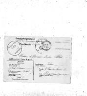 CORRESPONDANCE DES PRISONNIERS DE GUERRE TAMPON STALAG VB 14 B GEPRUFF + AIGLE NAZIS - Marcophilie (Lettres)