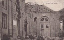 France Verdun La Guerre 1914-18 Interior Of The Seminary After The Bombardment - Verdun