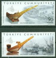 TURKEY 2011 ROYAL BOATS MNH M00161 - 1921-... Republic