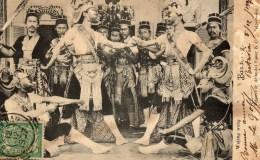 INDONESIE BATAVIA WAJANG WONG - Indonésie