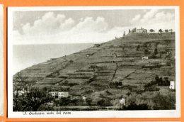 CAL1046, Santuario Madonna Della Guardia, Capo Verde, Sanremo, Non Circulée - San Remo