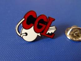 Pin´s CGL Clé - Coinderoux Corner (YC4) - Marcas Registradas