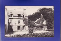 Brest Environs Chateau Manoir De Tromeur En Bohars    ( TTB état)  Z500 - Brest