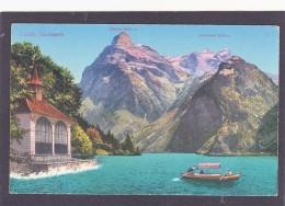 Old Card Of Teliskapelle,Lake Lucerne,canton Of Uri, Switzerland,N34. - UR Uri