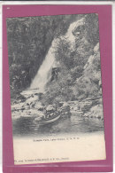 DUMPKE FALLS , LAKE CHELAN  G.N.R.R.  ( Pêcheurs ) - Estados Unidos