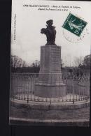 CHATILLON COLIGNY STATUE - Chatillon Coligny