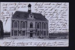 CHATILLON RECONSTRUCTION MAIRIE 1903 - Chatillon Coligny