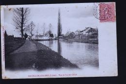 CHATILLON LE CANAL 1904 - Chatillon Coligny