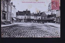 CHATILLON LA PLACE MARCHE - Chatillon Coligny