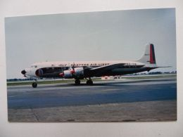 DC 7 B  Eastern Airlines - 1946-....: Moderne