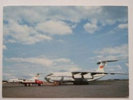 IL 76 T Aeroflot - 1946-....: Moderne