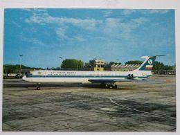 Warsaw / Lot / Aerodromes Old Okecie / IL 62 M Kopernik - Aerodrome