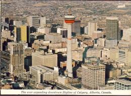 #F919. Calgary. Unused. - Canada