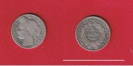 Cérès  --  1  Franc1888 A  --  TB - H. 1 Franco