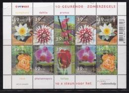 NEDERLAND, 2002, Mint Block, Summer Issues , Floriade,    Bl 2077, #7943 - Period 1980-... (Beatrix)