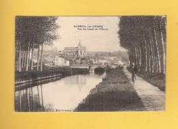 * CPA..dépt 60..MAREUIL Sur OURCQ  :  Vue Du Canal De L´ Ourcq   : Voir Les 2 Scans - Otros Municipios