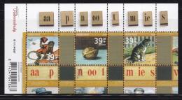 NEDERLAND, 2006, Mint Block, Aap Noot Mies,  , #7945 (1 Block Only) - Period 1980-... (Beatrix)