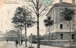 IVRY SUR SEINE - Gendarmerie Nationale - Ivry Sur Seine