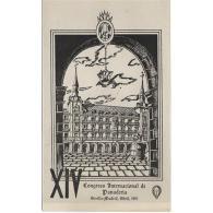 PUTP1805CPA-LFTD3188TCSC.Tarj Eta Postal De España.LA CASA DE LA PANADERIA 1590.Congreso Internacional De Panaderia - Comercio