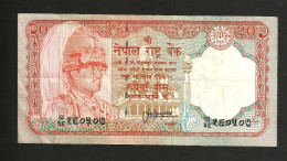 NEPAL - 20 Rupees (1995) - Nepal