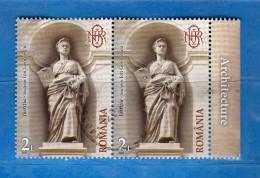 Romania - ° 2013 -  Scultura,  Giustizia- Ion Georgescu.   Vedi Descrizione - 1948-.... Repubbliche