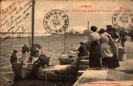 Aude, La Nouvelle, Depart D Une Barque De Promenade Dans Le Port    (voir Photos) - France