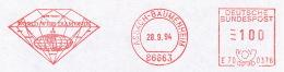 Freistempel 5476 Diamant - Marcophilie - EMA (Empreintes Machines)