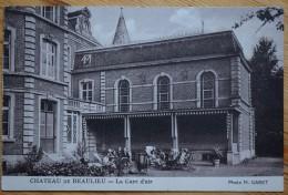 Helchin - Château De Beaulieu - La Cure D'air - Animée - Maison De Repos Du Dr Van Huffel - (n°6369) - Espierres-Helchin - Spiere-Helkijn