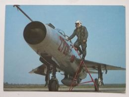 Polish MIG 21 / Pilot - 1946-....: Moderne