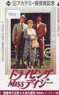 Télécarte Japon Cinéma * 4011* MISS * Japan Movie Phonecard * TELEFONKARTE * FILM * CINEMA - Cinema