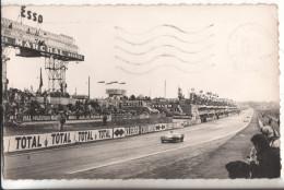 72 Le Mans Circuit De La Sarthe Tableau D'affichage Et Stands De Ravitaillement - Le Mans