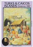 Turks&Ciacos Islands 1987 - Turks- En Caicoseilanden