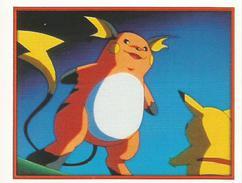 FIGURINA POKEMON MERLIN 2000 N.61 - Stickers