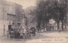 30 GAJAN - Place Du Grif - France