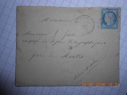 Lot Du 25-06-16_29_LAC De Muzillac GC 2694 Sur  N°60 . A Voir!! - Storia Postale