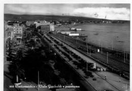 Civitavecchia - Viale Garibaldi E Panorama - Civitavecchia