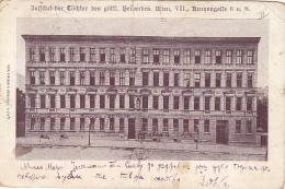 AUSTRIA - Wien VII - Institut Der Tochter Des Gottl. Heilandes - Other