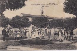 30 GARRIGUES - Place De La Mairie - Bal Public - France
