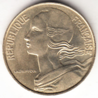 FRANCIA 1976   20 CENTIMES. TIPO GRABADOR LAGRIFFOUL    EBC  CN7008 - Francia