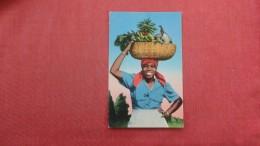 Jamaica  B.W.I. Jamaican Peasant Girl-- Haiti Stamps & Cancel=ref 2258 - Jamaica
