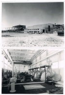 RB 1100 - Pack Of 8 New Zealand Photographs - Wairakei Geothermal Power Project - Science  Energy Theme - Places