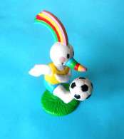 EXPO 1992. - Sevilla ( Spain ) Official Mascot Curro * World Exhibition Fair Foire Feria Messe Fiera * Football Fussball - Organizations