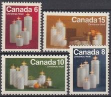 Canada 1972 Nº489/92 Nuevo - 1952-.... Reinado De Elizabeth II