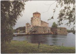 Olavinlinna Castle -  Finland / Suomi - Finland