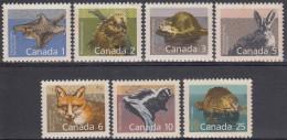 Canada 1988 Nº 1064/70 Nuevo - 1952-.... Reinado De Elizabeth II