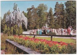 Helsinki - Eila Hiltunen: Sibelius Momument  -  Finland / Suomi - Finland