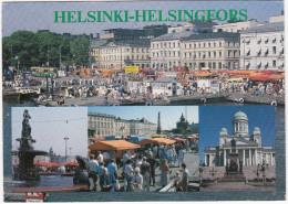 Helsinki - Helsinki Helsingfors - Multiview   -  Finland / Suomi - Finland