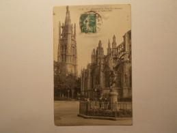 Carte Postale - BORDEAUX (33) - Tour Pey Berland (74A) - Bordeaux
