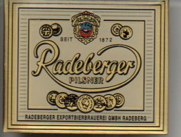 RADEBERGER Pilsner - Bierpins